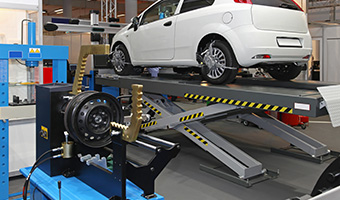TSM SENSORS customised solutions: Garage Equipment